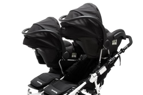 Bumbleride Indie Twin Maxi Cosi/Cybex Upper Adapter by Bumbleride (Image #1)