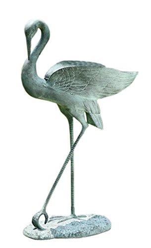 - SPI Home 33569 Crane Planter Holder