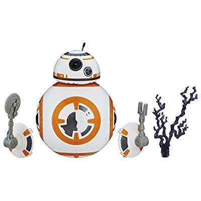 Star Wars: The Force Awakens BB-8 Figure 4 Inches: Toys & Games