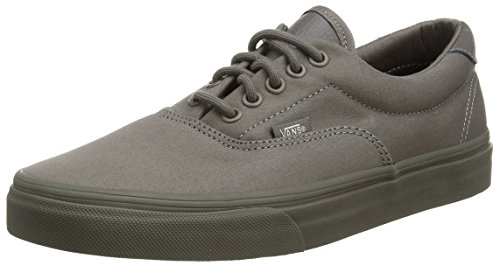 Nickel brushed Vans Adulte Authentic mono Gris T Sneakers amp;l Mixte wxZqSz