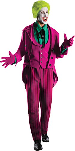 Rubie's Costume Co Men's Joker Grand Heritage Costume, 44 -