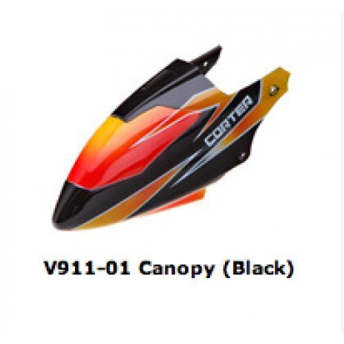V911-01 head cover (Color May Vary) RTF V911 4CH 4 Channel 2.4GHz Single Blade RC Radio Control Helicopter with Gyro part