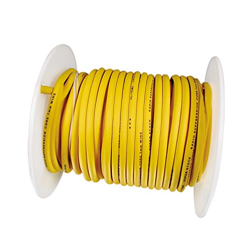 Windy City Wire (ACCEL 160090 100' Yellow Copper Spooled)