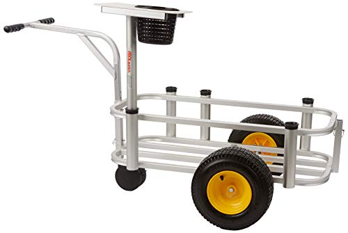 Surf Fishing Carts - Fish-N-Mate Junior Cart with Front Wheels
