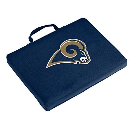 (NFL LA Rams Unisex Bleacher Cushionnfl Bleacher Cushion, Navy, One Size)