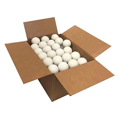Velocity 60 Lacrosse Balls Color: White