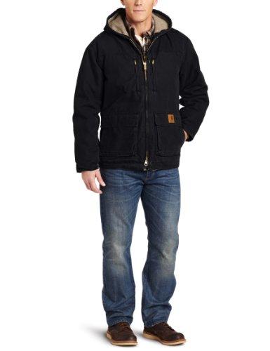 carhartt-mens-jackson-coat-sherpa-lined-sandstoneblackmedium
