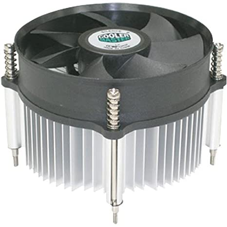 Cooler Master Socket LGA 775 Cooling Fan Rohs: Amazon in: Electronics