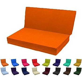 Amazon.com: Sillas plegables MaGshion de espuma para el piso ...