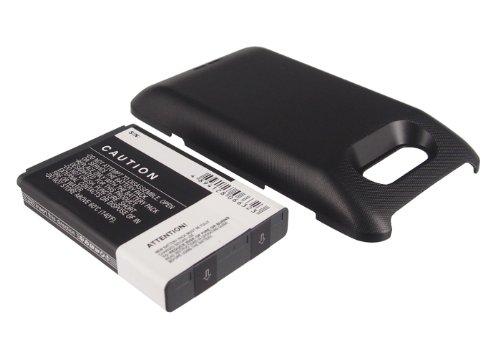 KML Battery for LG H410 Avec Wine Smart H410 Wine Smart Jazz Wine Smart II MS770 Motion 4G BL-44JH EAC61839001 EAC61839006, Li-ion 3.70V 2400mAh / 8.88Wh