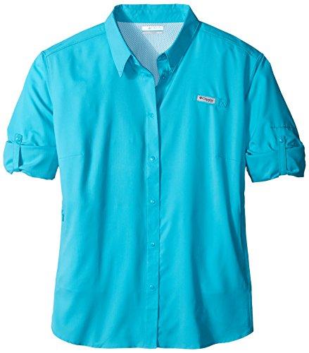 Columbia Sportswear Womens Plus-Size Tamiami II Long Sleeve Shirt