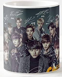 Buy EXO: K-Pop Superstars Book Online at Low Prices in India | EXO