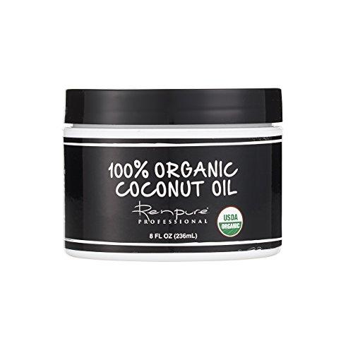 Renpure 100% Organic Oil Jar, 8 Ounce