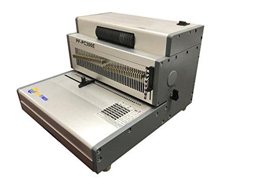 "Electrical Coil Spiral Binding Machine PC300E 12"""