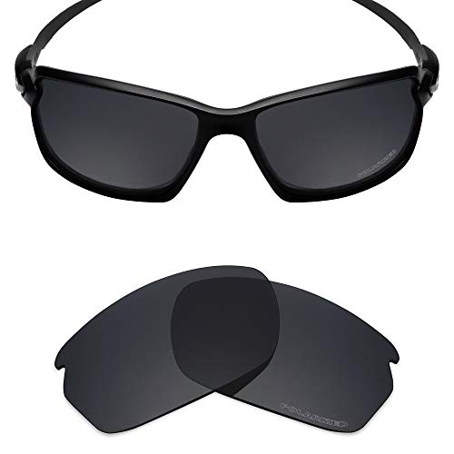 Mryok+ Polarized Replacement Lenses for Oakley Carbon Shift - Stealth ()