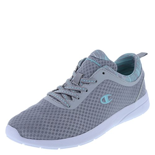 Champion Women's Grey Women's Course Walker 9.5 Regular (Womens Running Shoes Champion compare prices)
