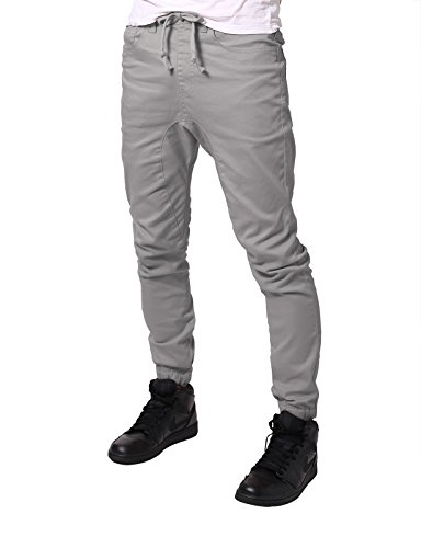 JD Apparel Harem Twill Joggers