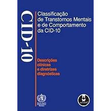 Classificação de Transtornos Mentais e de Comportamento da CID 10