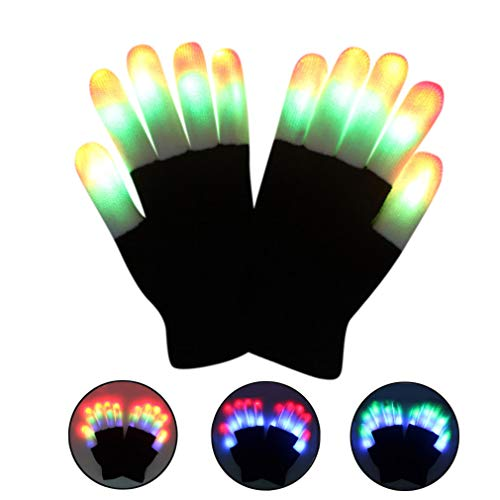 Led Laser Light Gloves in US - 6