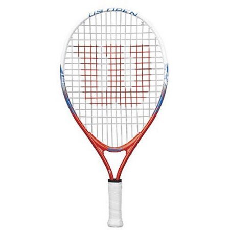 Wilson US Open Junior Tennis Racket, 21-Inch