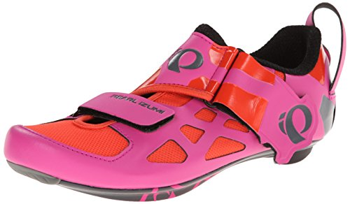 Pearl Izumi Women's Tri Fly V Carbon Cycling Shoe - Hot P...