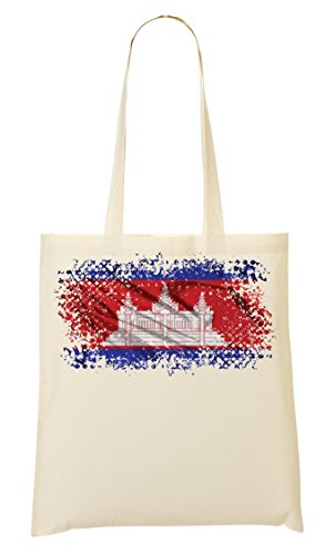 To Sac Flag à Fourre Asia provisions Phnom tout Penh Nice Nationality Sac Country Cambodia Series Y48w7xaTq