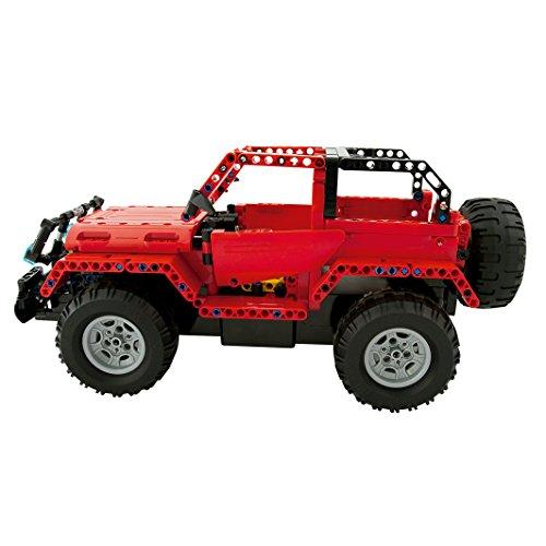 paquete de 2 BIGJIGS Toys Tire hacia atrás coche de carreras