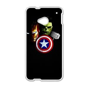 HTC One M7 Phone Case International Raw Captain America Designed Q1QT499596