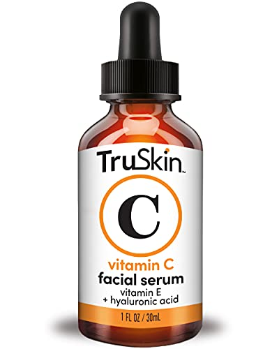 TruSkin Vitamin C Serum for Face, Topical Facial