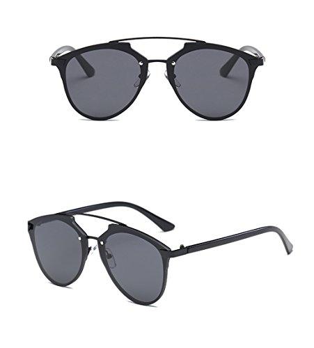 de 5 de sol moda protección 6 protecciónn amp;Gafas Gafas de UV Gafas Color amp; personalidad de 100 de LYM de de sol mujer 7B8q0Pn
