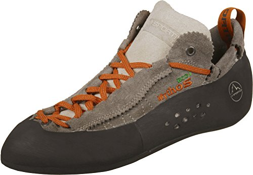 La Sportiva Mythos Eco Zapatos de escalada Gris/naranja