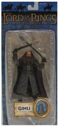LORD OF THE RINGS RINGWRAITH MARVEL ACTION FIGURE RETURN OF THE KING SERIES
