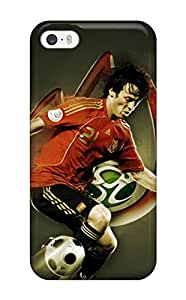 Hot Snap-on David Silva Hard Cover Case/ Protective Case For Iphone 5/5s