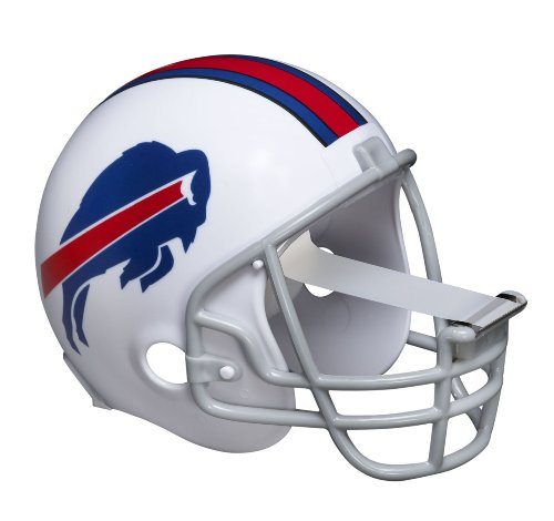 Scotch Magic Tape Dispenser, Buffalo Bills Football Helmet with 1 Roll of 3/4 x 350 Inches Tape