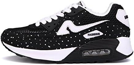 Verano los fans la Zapato de correr Malla Transpirable Zapatillas Hombre Aire Zapatos, negro, 41: Amazon.es: Deportes y aire libre