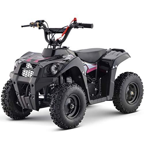 Superrio Kids ATV Monster-G 40cc 4-Stroke Gas Powered Kids ATV, Off Road Kids ATV, Kids 4 Wheelers