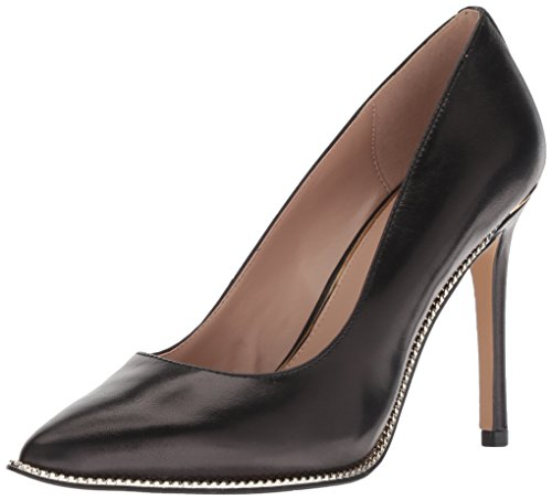BCBGeneration Women's Harleigh Chain Pump Black, 7.5 M US