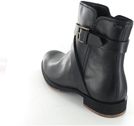 Ecco saunter 234533, stivaletti donna, nero (black 11001