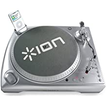 Ion USB Turntable with Universal Dock for iPod