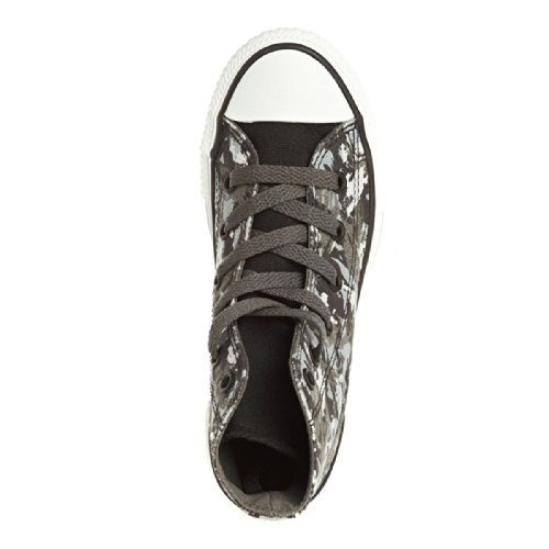 Converse Chuck Taylor All Star Camo Shoes - Charcoal