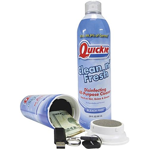 Quickie Can Safe
