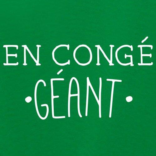 En congé fantasy géant - Femme T-Shirt - Vert - XXL