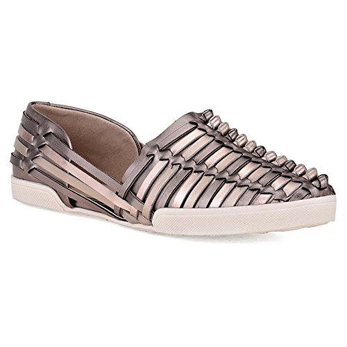 Elliott Lucca Femmes Rani Dark Gold Metallic