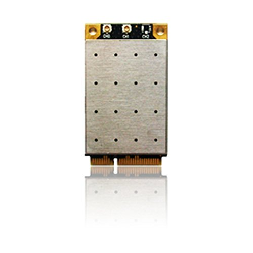 Price comparison product image Compex WLE600VX / 802.11ac/n/b/g 2x2 MIMO / PCI-Express Full-Size MiniCard (Qualcomm Atheros QCA9882)
