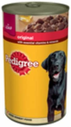 Pedigree Original Loaf Dog Food 400g pack of 12 – Dogs Corner