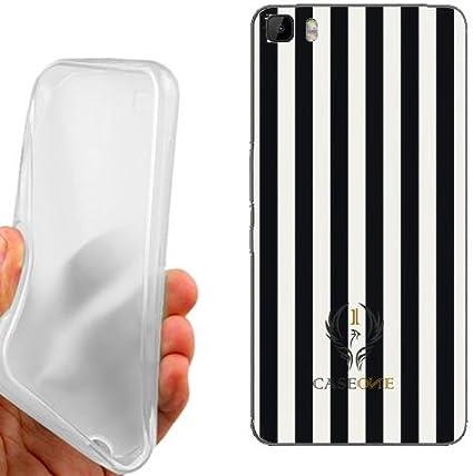 Custodia Cover Case Juventus per Huawei P8 Lite: Amazon.it ...