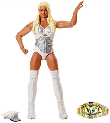 Wrestling WWE Mattel Elite Collection Maryse Action Figure with Intercontinental Womens Championship Belt Mattel Toys SG/_B07D6Z3MQF/_US