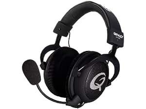 Qpad QH-85 Pro Gaming - Auriculares con micrófono
