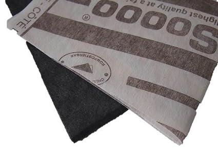 Dunstabzug fett aktivkohlefilter 2er set: amazon.de: elektro großgeräte