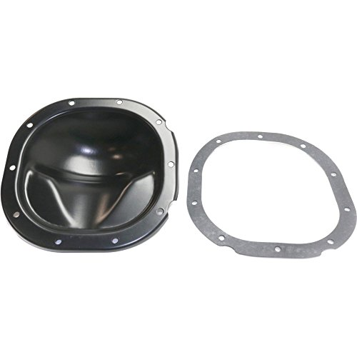 - Differential Cover compatible with Ford F-150 Pickup 83-10 With 8.8 in. Ring Gear